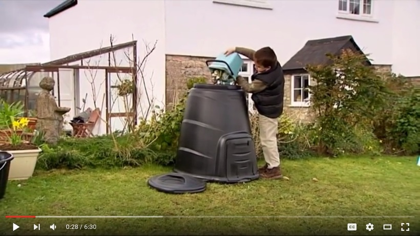 How Compost is Made Video
