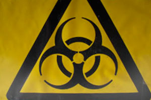 Hazardous Waste Symbol Picture by Francisco Javier Argel at http://www.flickr.com/photos/totoro_zine/2062522813/