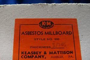 Asbestos Friable Hazardous Waste Recycling Disposal